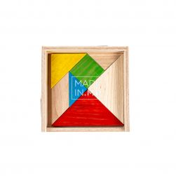 Tangram, 7 pieces