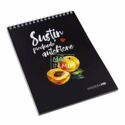Apricot Notebook