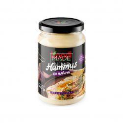Хумус с чесноком