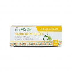 Чай из цветов ромашки...
