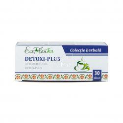 """Ceai """"Detoxi-Plus"""" (pliculețe)"""