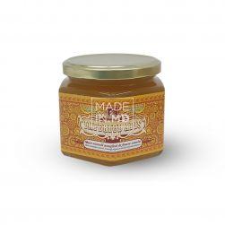 Мёд подсолнечниковый, 490 г
