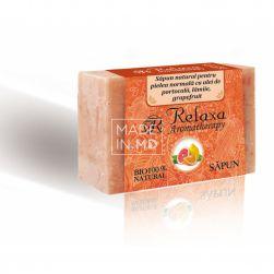 Мыло с маслами апельсина,...
