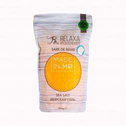 Bath Salt with Lemon and Cedar