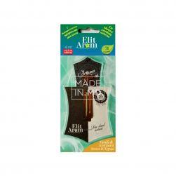 Vanilla and Cinnamon Air...