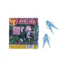 Linen Clothespins Avelina