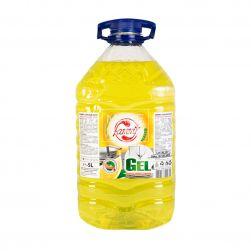 Dishwasher Gel Lemon and...