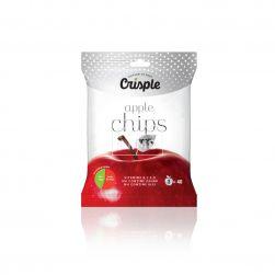 Яблочные чипсы (красные)