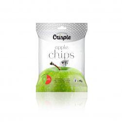 Яблочные чипсы (зеленые)