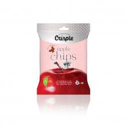 Яблочные чипсы c корицей