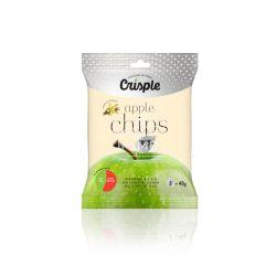 Яблочные чипсы c ванилью