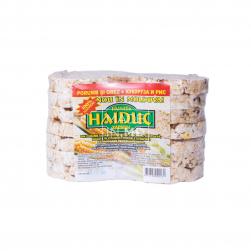 Pâiniță din porumb și orez