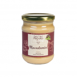 Pastă din nuci de macadamia