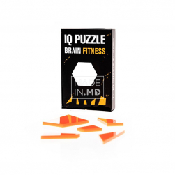 """IQ Puzzle """"Heхаgon"""""""