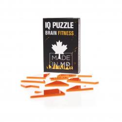 """IQ Puzzle """"Frunză de arțar"""""""
