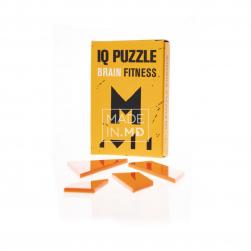"""IQ Puzzle """"Litera M"""""""