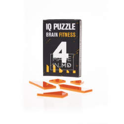 "IQ Puzzle ""Cifra 4"""