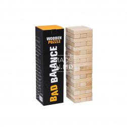 Дженга, деревянная головоломка