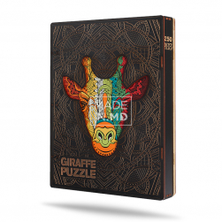 "Puzzle din lemn ""Girafă"",..."