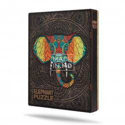 """Puzzle din lemn """"Elefant"""",..."""