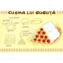 Postcard Cușma lui Guguță