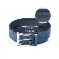 Fish Leather Belt