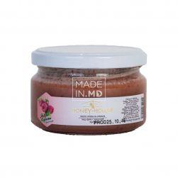 Honey Сream with Raspberries