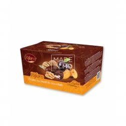 Chocolate-glazed prunes...